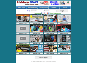 Invideon.space thumbnail