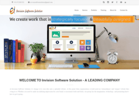 Invisionsoftwaresolution.in thumbnail