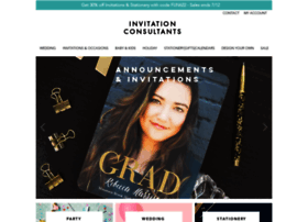 Invitationconsultants.com thumbnail