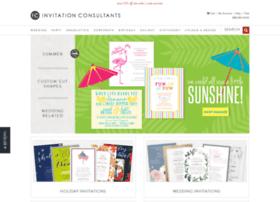 Invitationconsultants.net thumbnail
