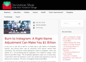 Invitations-shoppe.com thumbnail