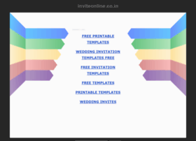 Inviteonline.co.in thumbnail