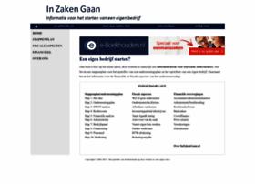 Inzakengaan.nl thumbnail