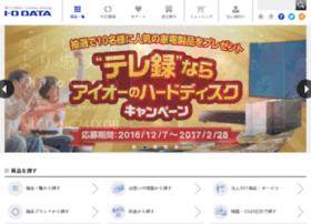 Iodata.co.jp thumbnail
