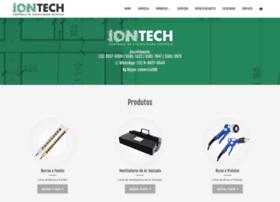 Iontech.com.br thumbnail