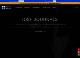 Iosrjournals.org thumbnail