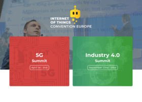Iot-convention.be thumbnail