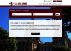Iowarideshare.org thumbnail