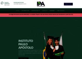 Ipa-edu.com.br thumbnail
