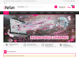 Iparfum.nl thumbnail