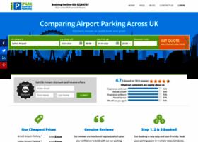 Iparkairportparking.co.uk thumbnail