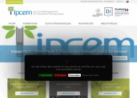 Ipcem.org thumbnail