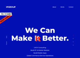 Ipgroup.co.kr thumbnail