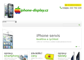 Iphonedisplay.cz thumbnail