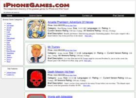 Iphonegames.com thumbnail