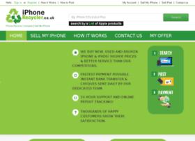 Iphonerecycler.co.uk thumbnail