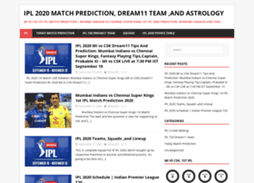 Ipltodaymatchprediction.com thumbnail