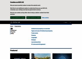 Ipo.gov.uk thumbnail