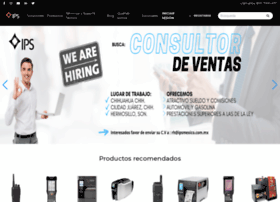 Ipsmexico.com.mx thumbnail