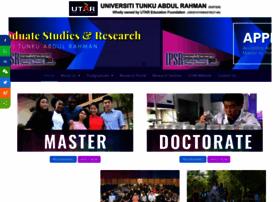 Ipsr.utar.edu.my thumbnail