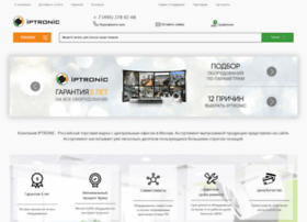 Iptronic.ru thumbnail