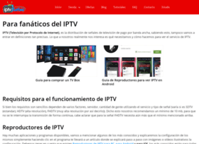 Iptv-latino.net thumbnail