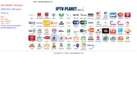 Iptv-planet.com thumbnail