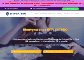 Iptv-satpro.fr thumbnail