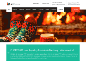 Iptvmexico.com.mx thumbnail