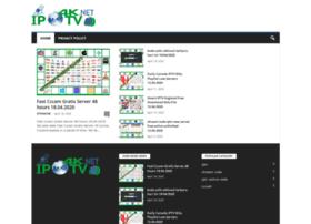 Iptvsat4k.net thumbnail