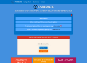 Ipuresults.co.in thumbnail