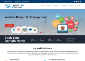 Irajweb.in thumbnail