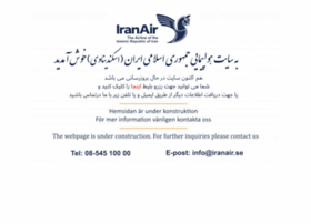 Iranair.se thumbnail