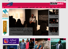 Iranart.news thumbnail