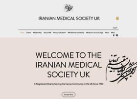 Iranianmedicalsociety.org.uk thumbnail