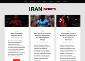 Iransports.net thumbnail
