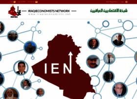 Iraqieconomists.net thumbnail