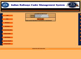 Ircms.railnet.gov.in thumbnail