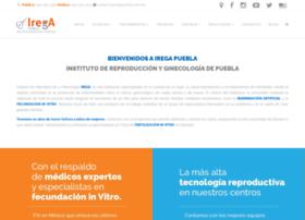 Iregapuebla.com.mx thumbnail