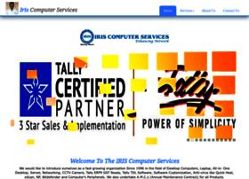 Iriscomputerservices.com thumbnail