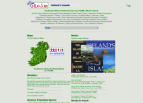 Irishislands.info thumbnail