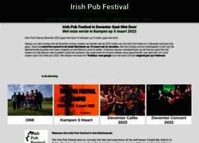 Irishpubfestival.nl thumbnail