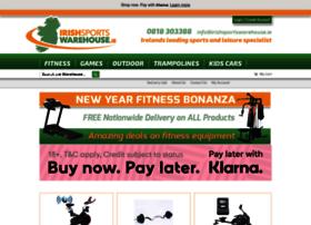 Irishsportswarehouse.ie thumbnail