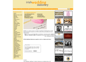 Irishweddingstationery.net thumbnail