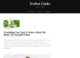 Irobotlinks.com thumbnail