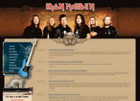 Iron-maiden.ru thumbnail