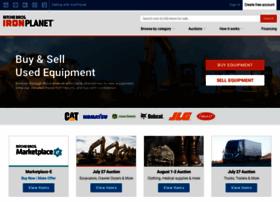 Ironplanet.com thumbnail