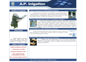 Irrigation.cgg.gov.in thumbnail