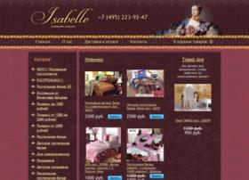 Isabelle-shop.ru thumbnail