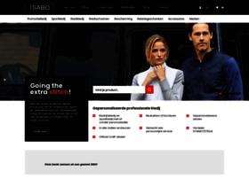 Isabo.be thumbnail